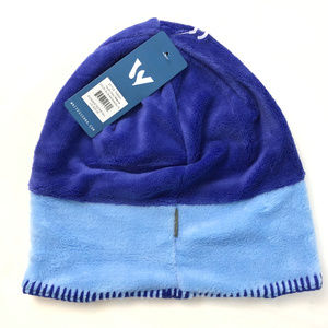 White Sierra Youth Kids Cozy Beanie Kids Blue